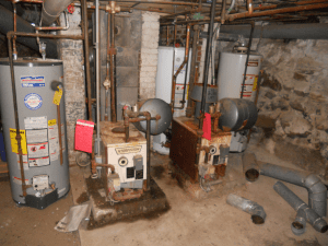 inefficient gas boilers