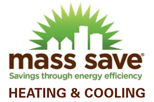 logo for Mass Save Heating and Cooling
