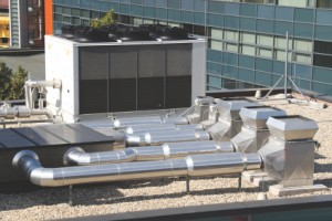 24/7 emergency service for rooftop HVAC units