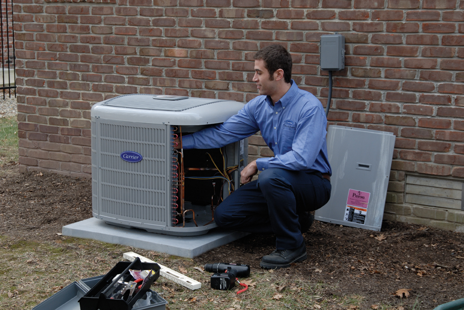 Factory-authorized HVAC service contractor in Westborough Massachusetts