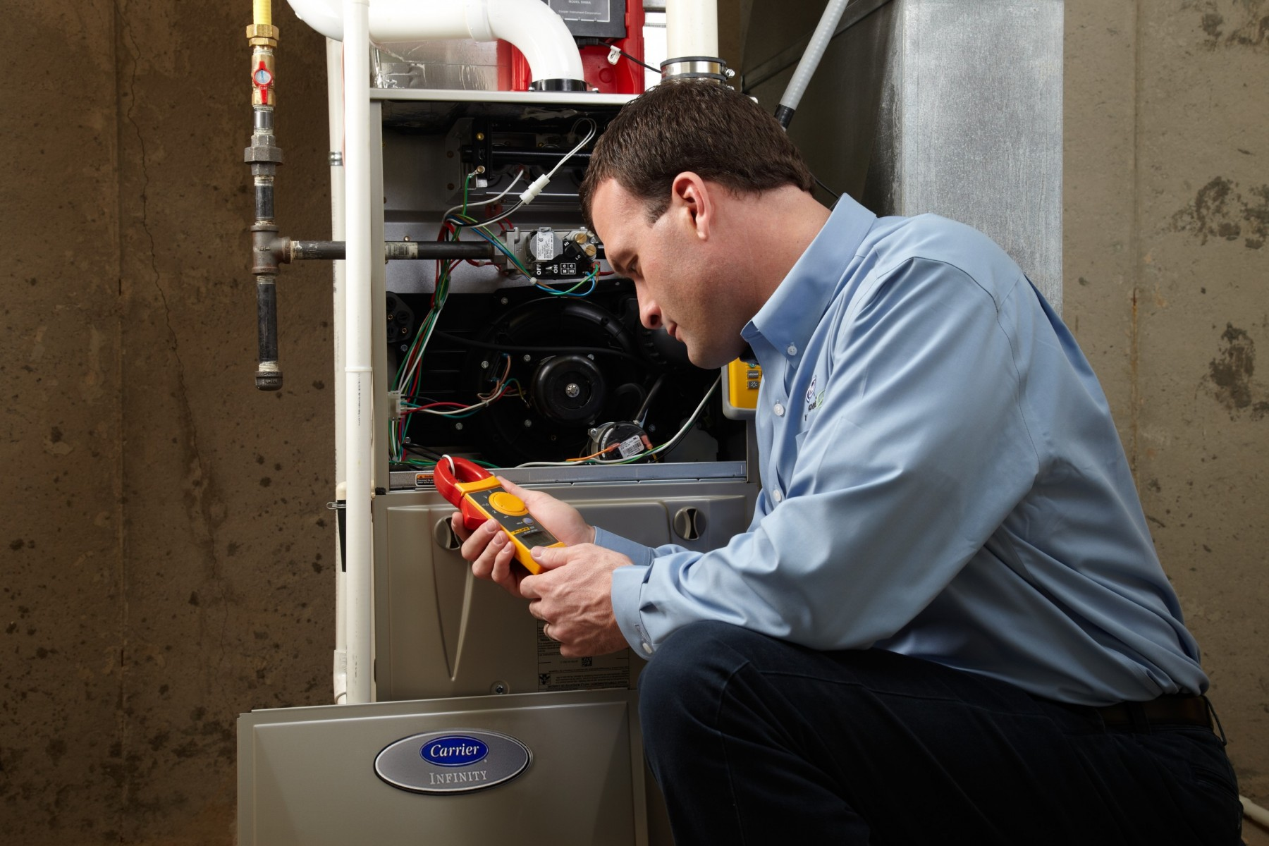 Furnace tune-ups in Boston residential and commercial heat systems.